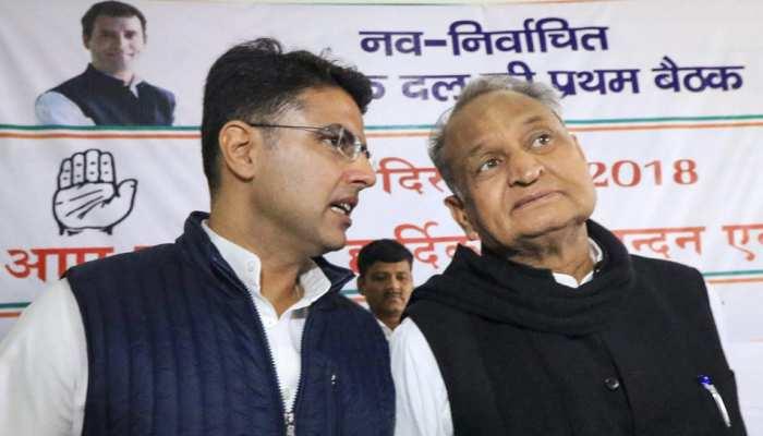 राहुल गांधी की पसंद सचिन पायलट, अशोक गहलोत के पक्ष में सोनिया-प्रियंका: सूत्र
