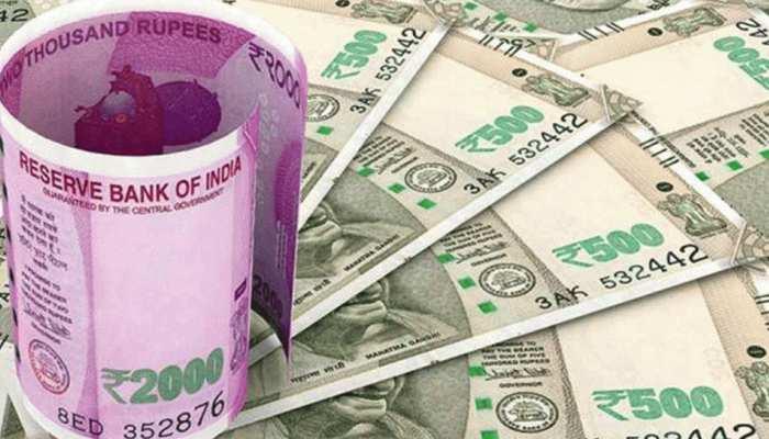 3 दिनों से जारी गिरावट पर लगा विराम, डॉलर के मुकाबले रुपया 33 पैसा मजबूत