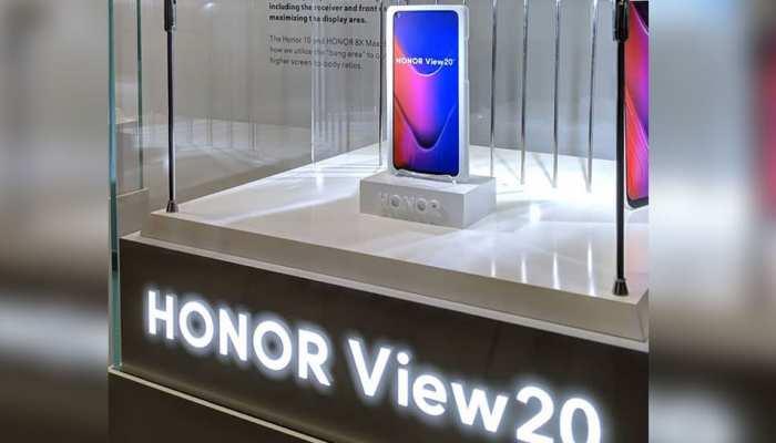 48 मेगापिक्सल वाला Honor V20 जल्द होगा लॉन्च, नए टीजर में कलर वेरिएंट का खुलासा