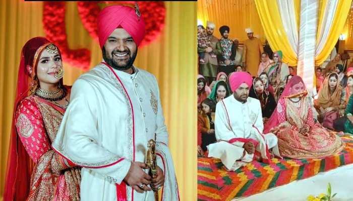 Video: कपिल शर्मा ने वादा किया पूरा, हजारों फैंस ने देखा 'दूसरी शादी' का Live टेलीकास्ट
