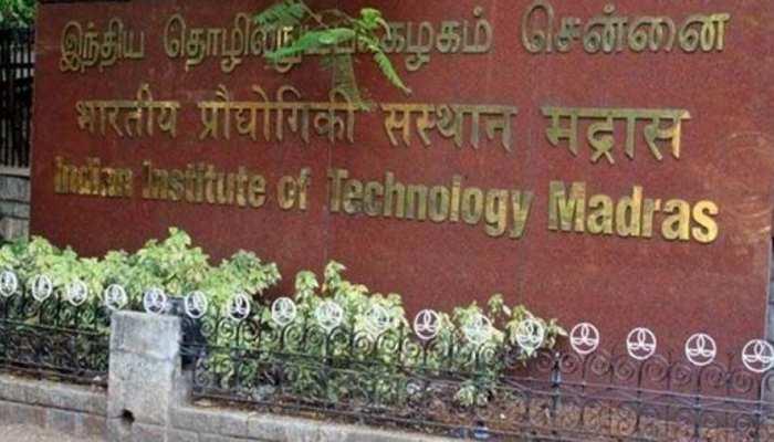 शाकाहारी और मांसाहारी छात्रों के लिए अलग-अलग गेट! मद्रास IIT में लगे पोस्टर पर विवाद