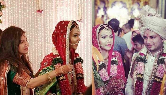 सिंगर अलका याज्ञनिक की बेटी ने रचाई शादी, सामने आईं दूल्हा-दुल्हन की फोटोज