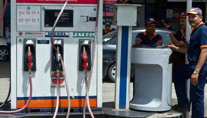 पेट्रोल और डीजल की कीमत में भारी उछाल, जानें क्या है आज का रेट