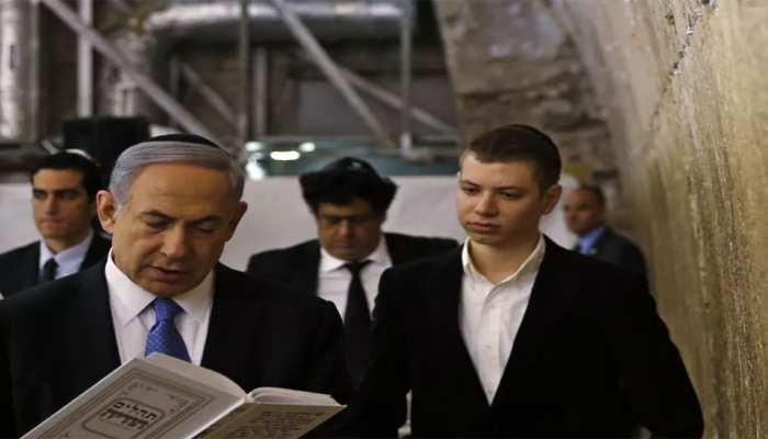 इजराइली पीएम के बेटे ने फेसबुक पर लिखी विवादित पोस्ट, 'सभी मुस्लिम देश छोड़कर चले जाएं'