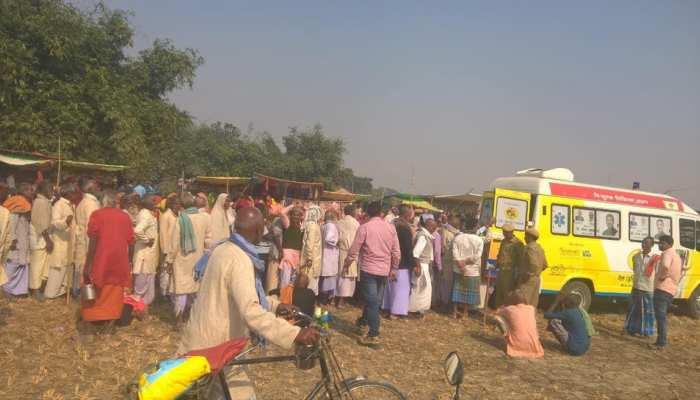 'मोबाइल हॉस्पिटल' गांव-गांव जाकर कर रहा मरीजों का उपचार, दवाई की भी मुफ्त सुविधा