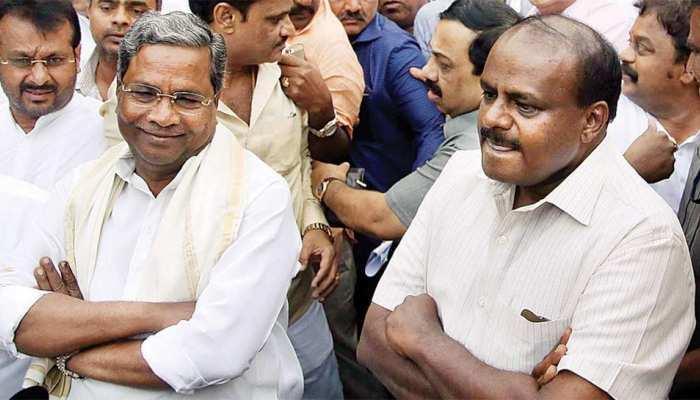 कर्नाटक: कांग्रेस-जेडीएस गठबंधन में बढ़ते असंतोष के बीच 22 दिसंबर को होगा मंत्रिमंडल विस्तार