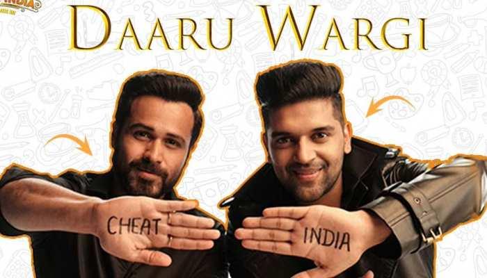 रिलीज हुआ 'चीट इंडिया' का पहला गाना, 'दारू वरगी' में गुरू रंधावा के साथ दिखा इमरान हाशमी का Swag