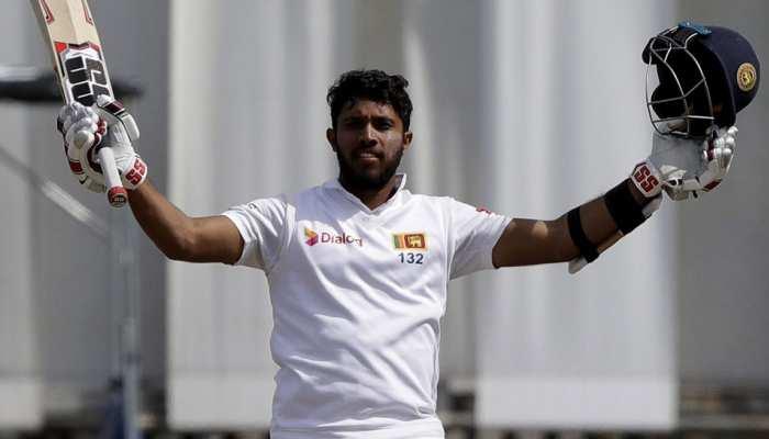 SLvsNZ: मेंडिस-मैथ्यूज के रिकॉर्ड और बारिश ने टाली श्रीलंका की हार, मैच ड्रॉ