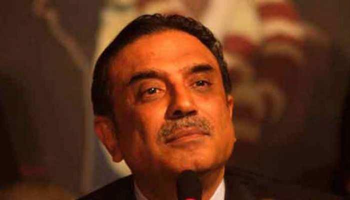 जरदारी को अयोग्य ठहराने के लिए पाक सरकार मामला दर्ज कराएगी