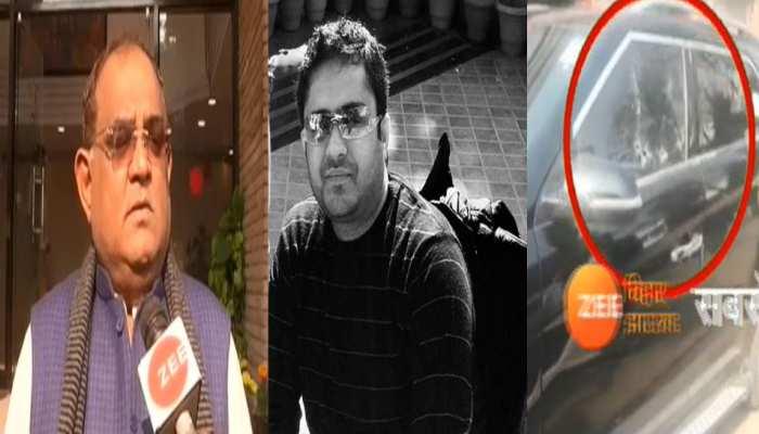पटना के कारोबारी की हत्या के बाद, लॉ एंड ऑडर्र पर BJP नेता का बिहार सरकार पर हमला