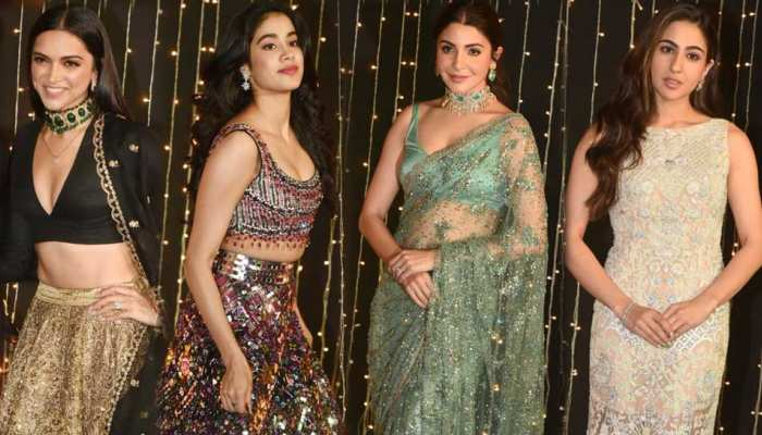 See the photos of Priyanka-Nick Mumbai reception