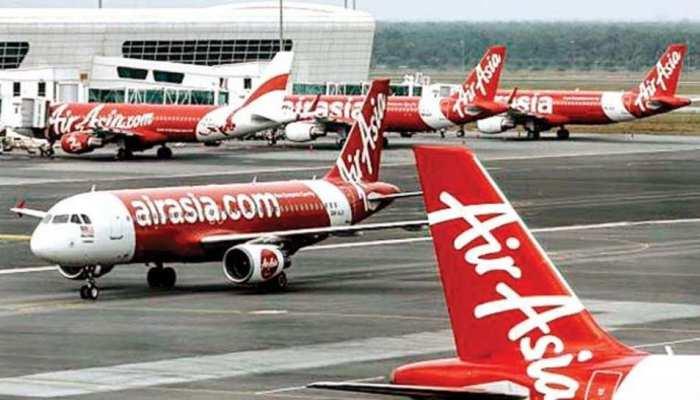 एयर एशिया के बेड़े में 20वां विमान शामिल, मुंबई-बेंगलुरू सेवा शुरू करेगी