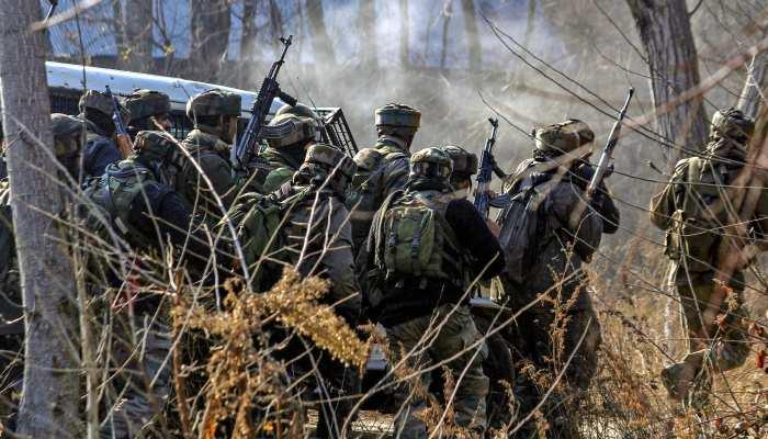 कश्मीर में सेना ने एक साल में ढेर किए 256 आतंकी, 9 से घटाकर 6 माह कर दी उम्र