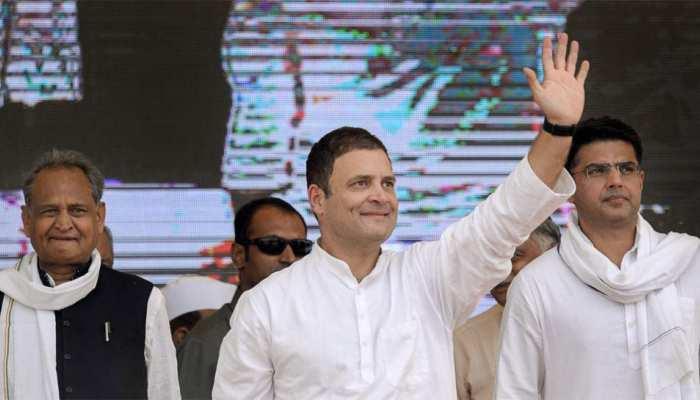राजस्थान में मंत्रिमंडल विस्तार पर राहुल गांधी लगाएंगे अंतिम मुहर, कल होगी बैठक