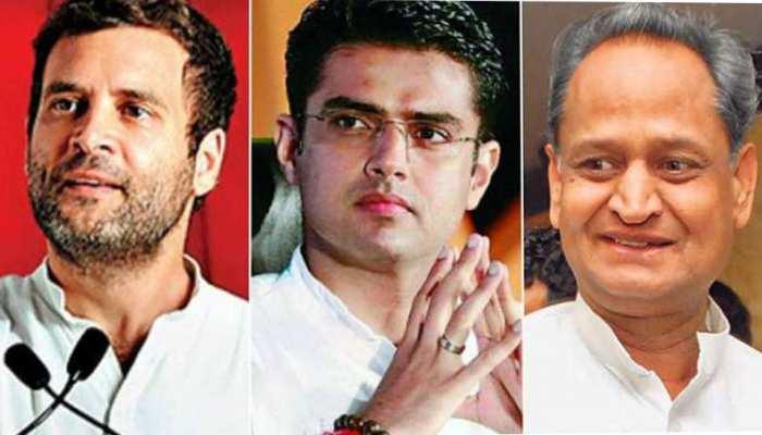 राजस्थान में मंत्रियों के नाम पर राहुल गांधी लगाएंगे अंतिम मुहर, दिल्ली में होगी बैठक