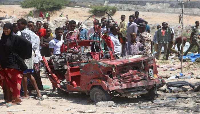 सोमालिया: राष्ट्रपति भवन के पास विस्फोट, 16 लोगों की मौत और 20 घायल