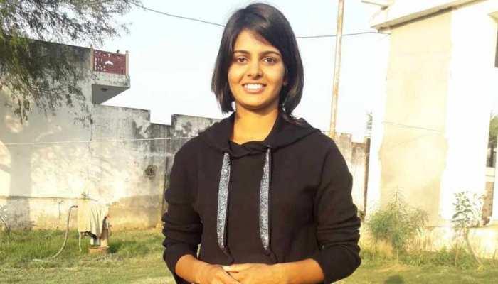 प्रिया पुनिया बनी राजस्थान की पहली अंतरराष्ट्रीय महिला क्रिकेटर
