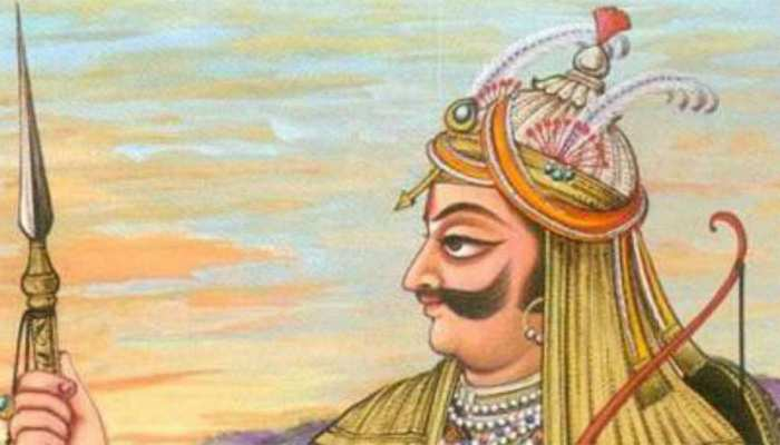Maharana Pratap's bread of Grass was full will nutrition
