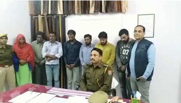 जयपुर क्राइम ब्रांच ने सेंड बोआ के 7 अवैध तस्करों को किया गिरफ्तार, FIR दर्ज