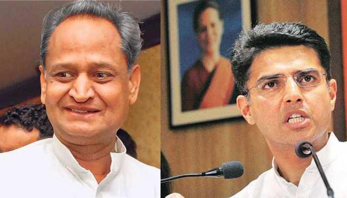 राजस्थान मंत्रिमंडल का शपथ ग्रहण समारोह आज, 23 विधायक बनेंगे मंत्री