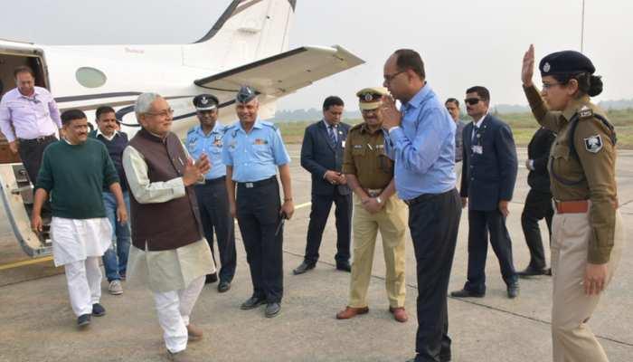 दरभंगा को मोदी सरकार का तोहफा, नीतीश कुमार-सुरेश प्रभु आज करेंगे Airport का कार्यारंभ