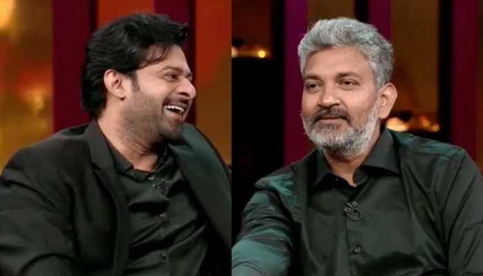 Video: 'बाहुबली' के निर्देशक राजामौली ने किया खुलासा, 'इसलिए प्रभास कभी नहीं करेंगे शादी...'