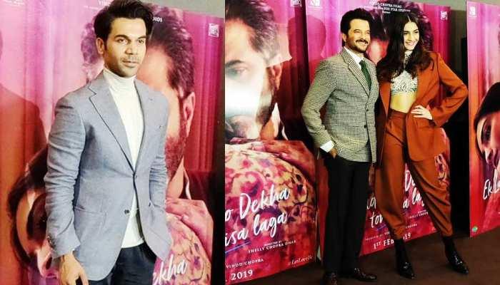 जब फिल्म 'एक लड़की को देखा तो ऐसा लगा' का स्क्रिप्ट पढ़ते ही इमोशनल हो गए थे राजकुमार राव