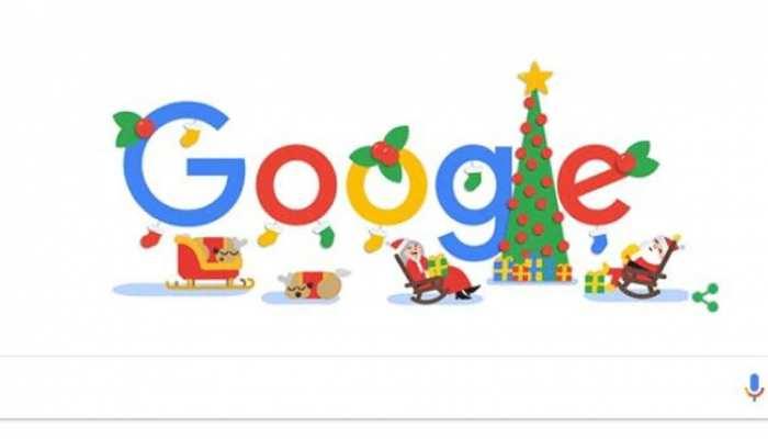 गूगल ने इस अंदाज में दुनिया को कहा Merry Christmas, बनाया Animated Doodle