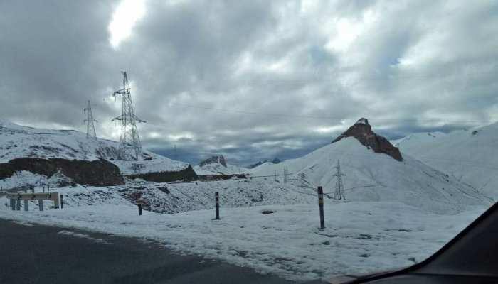 क्या कश्मीर में क्रिसमस के दिन होगी बर्फबारी? यह रहा मौसम विभाग का जवाब