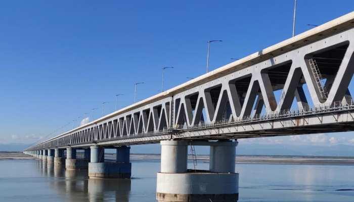 हिंदुस्तान का नया 'रक्षक' बनेगा बोगीबील पुल, चीन सीमा तक सेना के साज़ो-सामान तेजी से पहुंचाए जा सकेंगे