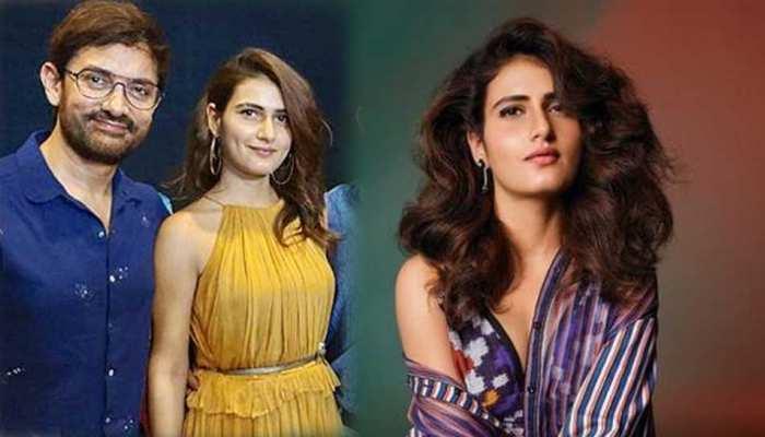 'दंगल गर्ल' फातिमा सना शेख ने आमिर खान से अफेयर पर तोड़ी खामोशी, कहा...