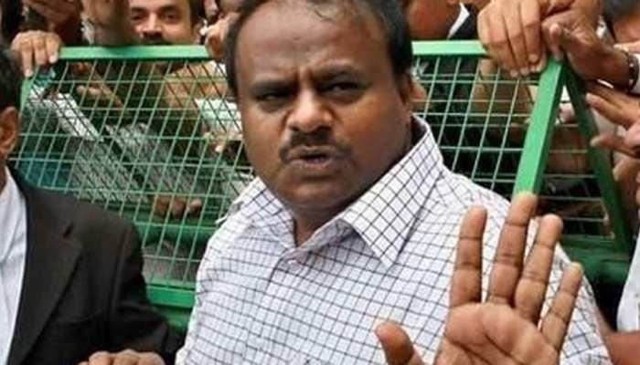 'बेरहमी से गोली मारने वाले' बयान के लिए कुमारस्वामी ने माफी मांगने से किया इनकार