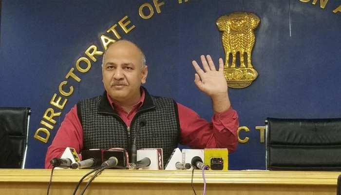 दिल्ली के प्रवेश द्वारों को सुंदर बनाया जाएगा, मनीष सिसोदिया ने दी प्रस्ताव को मंजूरी