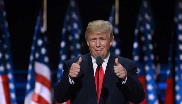 मैक्सिको सीमा पर अमेरिका बनाया दीवार, राष्ट्रपति डोनाल्ड ट्रंप खुद रखेंगे नींव!