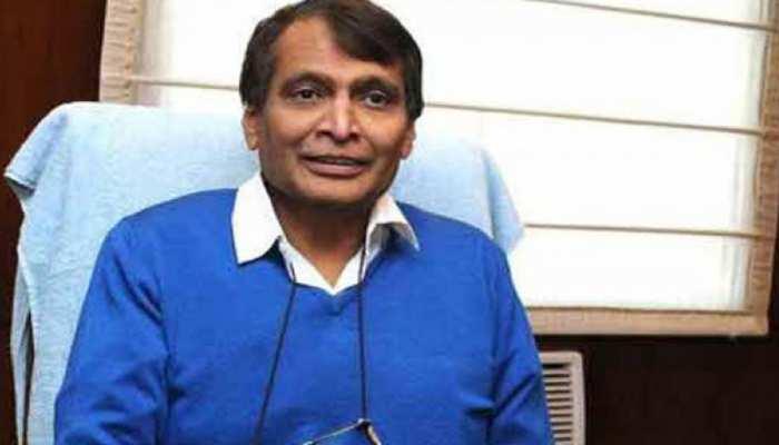 आने वाले दो साल में 100 अरब डॉलर के FDI का लक्ष्य : सुरेश प्रभु