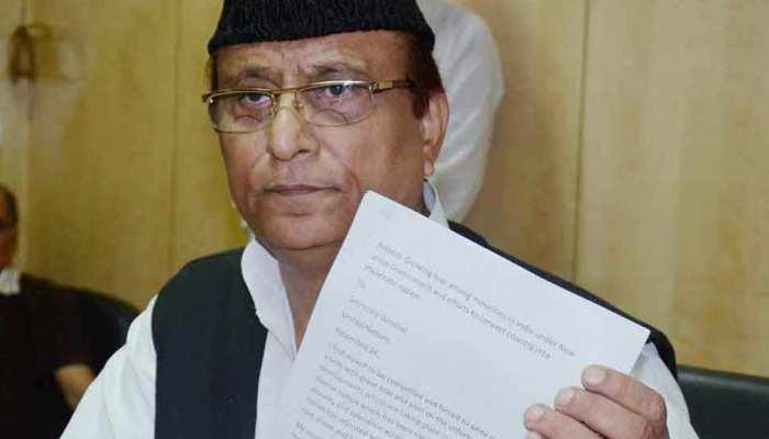 आजम खान बोले, 'हिंदुस्तान के मुसलमानों का 3 तलाक बिल से कोई ताल्लुक नहीं'