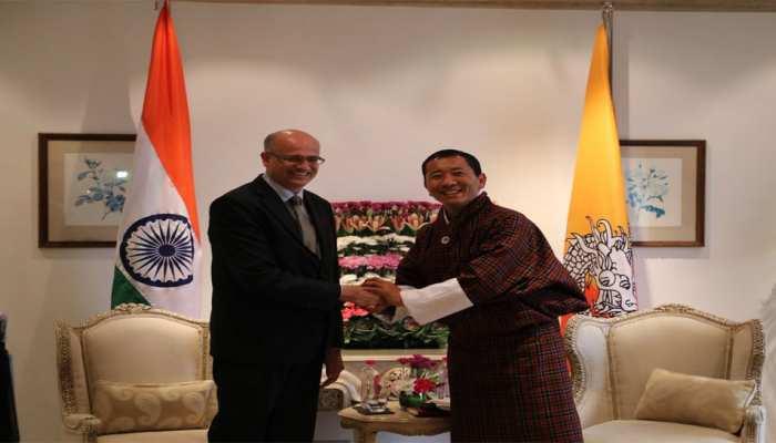 तीन दिवसीय यात्रा पर भारत पहुंचे भूटान के प्रधानमंत्री, कल होगी पीएम मोदी से मुलाकात