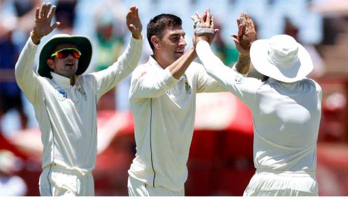 बॉक्सिंग डे टेस्ट: पाकिस्तान पर दक्षिण अफ्रीका का दबदबा बरकरार, 6 विकेट से हराया