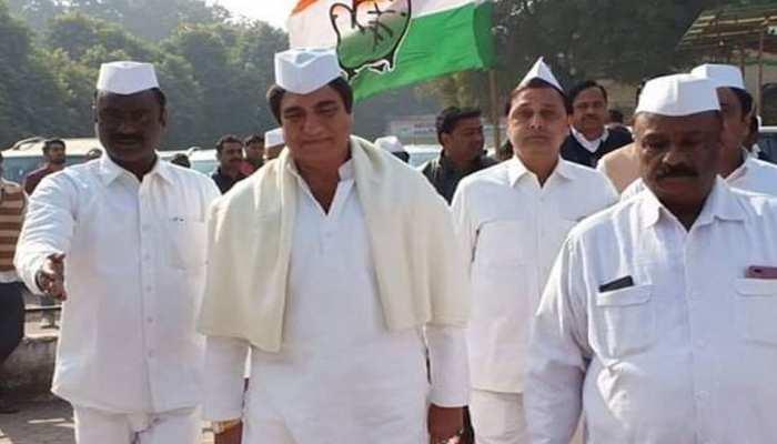 UP में महागठबंधन पर अखिलेश के फैसले पर बोले राज बब्बर, 'आखिरी फैसला राहुल गांधी लेंगे'