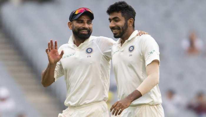 बुमराह, शमी और इशांत की तिकड़ी ने एक साल में सबसे अधिक विकेट लेने का विश्व रिकॉर्ड बनाया