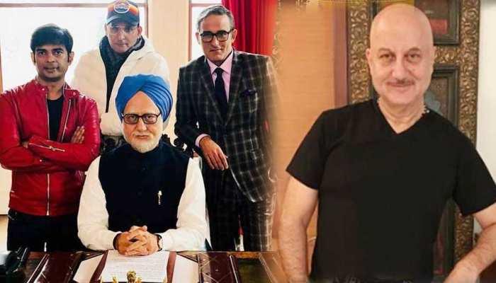 'द एक्सीडेंटल प्राइम मिनिस्टर' देखने के लिए इंडिया से बाहर जाएंगे अनपुम खेर, इनके साथ देखेंगे फिल्म