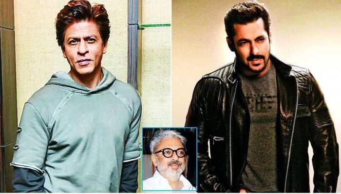 संजय लीला भंसाली की अगली फिल्म में, दिलीप कुमार, राजकुमार के रोल में होंगे सलमान और शाहरुख!