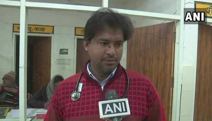 गाजीपुर हिंसाः डॉक्टर ने बताया 7 अन्य पुलिसकर्मियों को भी लगी है चोट
