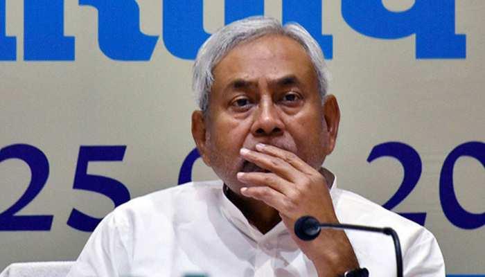 जेडीयू : वरिष्ठ नेताओं के साथ नीतीश कुमार की बैठक, सवर्णों के बीच पैठ बढ़ाने पर हुई चर्चा