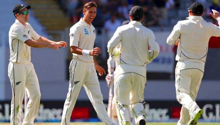 NZvsSL: न्यूजीलैंड ने '12 मिनट' में दी श्रीलंका को पटकनी, सबसे बड़ी जीत का रिकॉर्ड बनाया