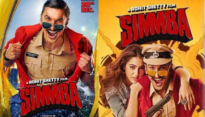 Simmba Box Office Collection: धमाकेदार ओपनिंग से किया आगाज, वीकेंड और न्यू ईयर पर बटोरेगी इतने करोड़!