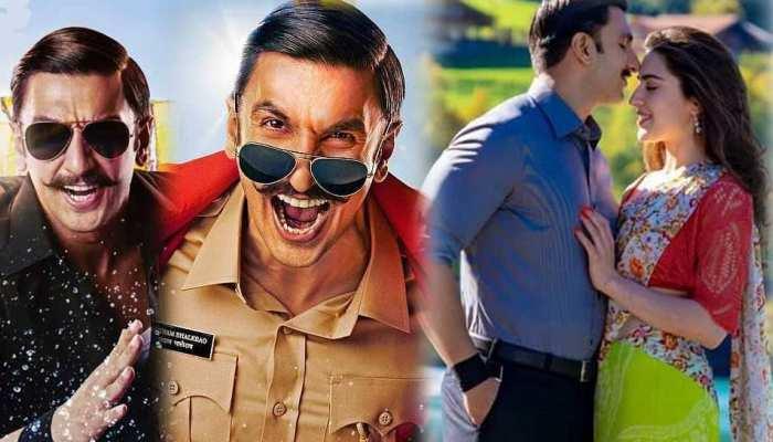 BOX OFFICE पर दहाड़ मार रहा 'सिंबा': दो दिनों में फिल्म ने कमाए इतने करोड़