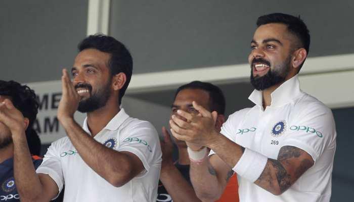 2018 में ICC टेस्ट रैंकिंग में ऐसा रहा टीम इंडिया का सफर