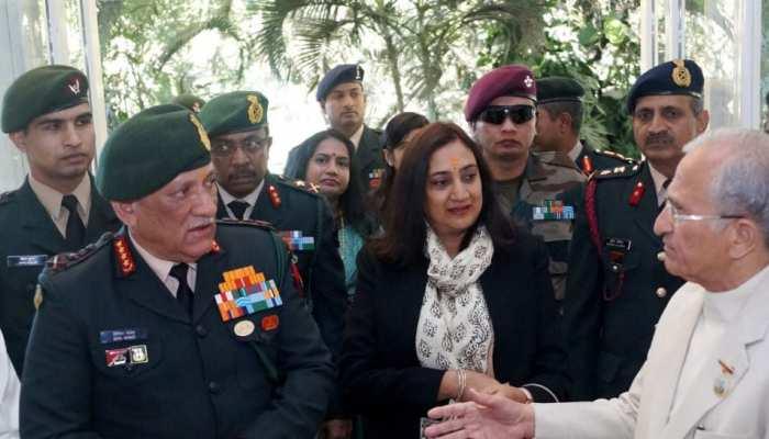 थलसेना अध्यक्ष बिपीन रावत ने कहा- शांति के लिए सेना करती है युद्ध