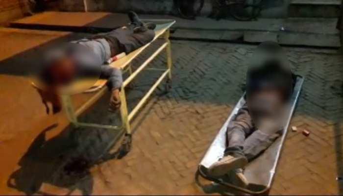 बिहार : बक्सर में रफ्तार का कहर, सड़क हादसे में दो लोगों की दर्दनाक मौत